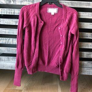 AE sweater/cardigan